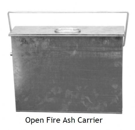 Open Fire Ash Carrier (Ash Tippy, Ash Holder)